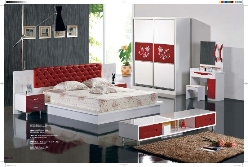 Exceptionnel China Furniture/MDF Bedroom Set, Made Of MDF In Bedroom Sets From Furniture  On Aliexpress.com | Alibaba Group