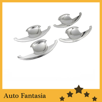 Car Styling Chrome Door Cavity Cover For Ford Escape / Kuga 2013 Free Shipping