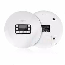 HOTT Atualizado CD611 CD Player Portátil de ALTA FIDELIDADE Estéreo Leitor de Música Disco com Fones De Ouvido Bluetooth À Prova de Choque Anti Scratch EUA/UE plugue
