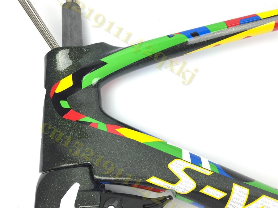 Super Light And Strong Road Bike Carbon Frame 700C Road Bicycle Carbon Frame Mechanical transmission or electronic transmission