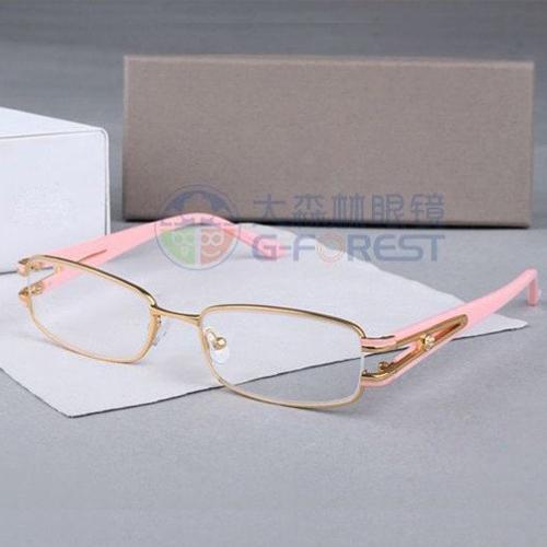 Monturas de gafas para mujer gafas graduadas marcos de anteojos rhinestone moda mujer diseño de marca gafas marco 3718