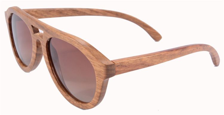 Fashion Women Men oval Sunglasses men Shade Lenses UV400 Outdoor Goggles wood Sunglass Fishing Glasses Brand Designer z6140 - WOODEN STORE store