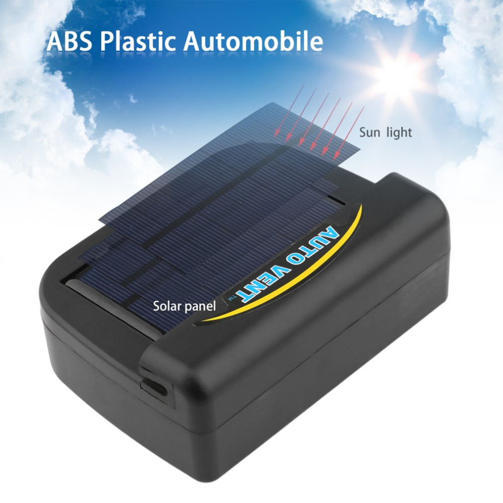 Solar Power Cooler Compare Prices On Solar Car Cooling Fan Online Shopping Buy Low