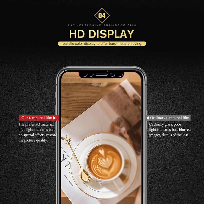 McCollum 3D szkło ochronne dla Nokia 7 6.1 Plus szkło hartowane dla Nokia X6 8 6 2018 TA-1099 TA -1000 C1 ochraniacz ekranu