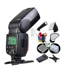 Đèn Flash Godox TT600 GN60 Sáng Chủ Nô Lệ Speedlite 2.4G Hệ Thống Không Dây Cho Máy Ảnh DSLR Canon Nikon Pentax Olympus Phú Sĩ sony
