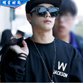 Tenho 7 got7 shinee kpop roupas ulzzang harajuku estilo coreano k-pop k pop exo bigbang harajuku camisa bts coreano estilo de rock 3