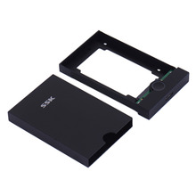 High Quality 2.5-inch SATA Hard Disk Serial hard drive Box External USB 3.0 Hard Drive Enclosure with Retail Package SSK SHE085