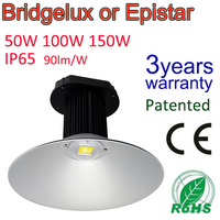 DLC UL listed 100w safety industrial lighting,Led High Bay Light IP65 Outdoor super bright lamps 90lm/W