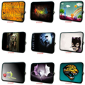 customize 7 10 12 13.3 14 15.6 17.3 print laptop bag cover notebook sleeve case with handle inside pouch for DELL HP NS-top68