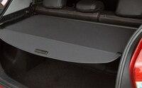 Auto rear trunk cargo cover for vw Tiguan 2010 2014 , auto accessories