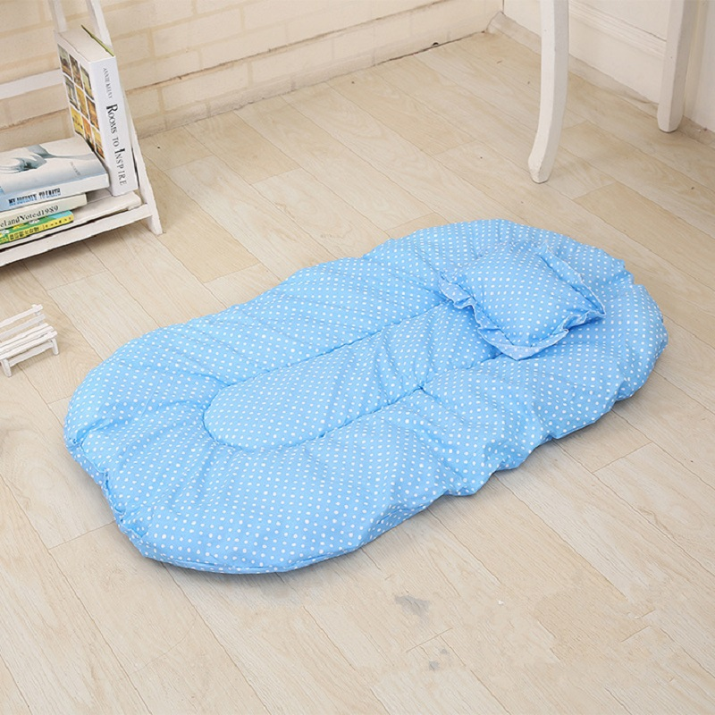 Hot Portable Baby Kids Bed Decorative Mosquito Net Baby Girl Folding - Tekstil rumah - Foto 6