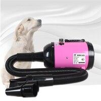 Professional 2800W Dog Dryer Low Noise Pet Dryer Adjustable hair dryer dog Cat Grooming