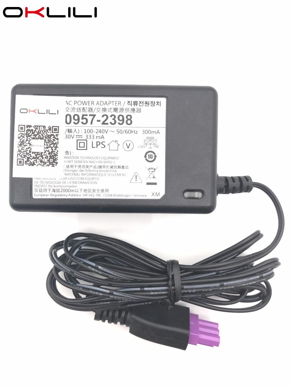 0957-2290 0957-2286 0957-2398 AC punjač 100-240V 50 / 60Hz 300mA 30V - Uredska elektronika - Foto 2