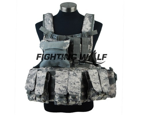 6 color Camo Tactical Airsoft Army Hunting Hard-wearing 600D Nylon Molle 1000D CIRS Paintball Combat Vest for Outdoor Hunting