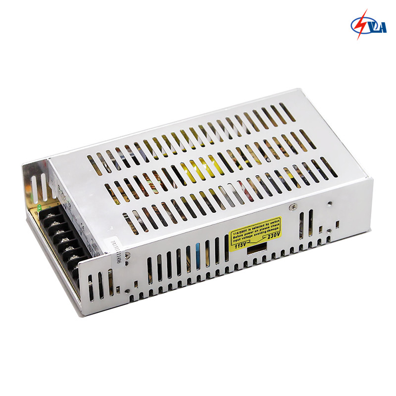 S-201-24 China 24v 201W energy saving led power supply switching psu s 250 24 24v 10 4a energy saving dc power supply switching 250w