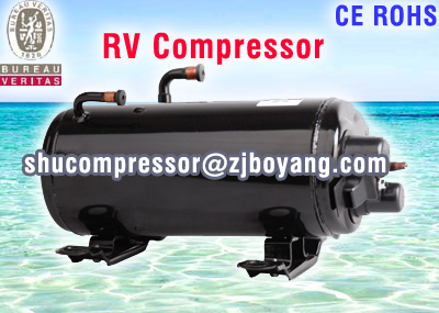 Made in China of Automotive compressor for air conditioner of van a/c motor home mobile hourse caravan made in china boyard 12 24v compressor of portable air conditioner for cars portable freezer portable drink cooler
