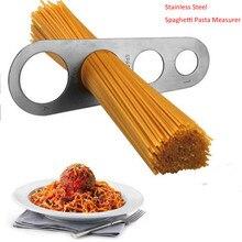 1 шт. Премиум нержавеющая сталь Измеритель для спагетти Паста Лапша мера легко использовать лапша измеритель кухонные аксессуары