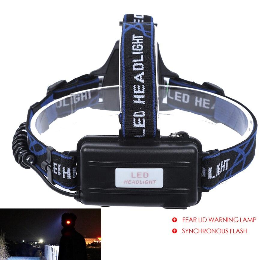 Reflektor czołowy Led Portable Reflektor XML T6 LED Reflektor - Przenośne oświetlenie - Zdjęcie 4