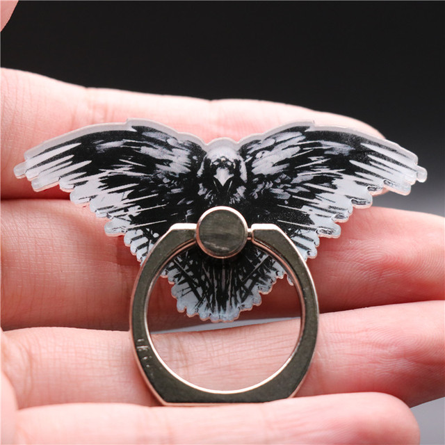 Game of Thrones Three Eyed Crow Badge Cosplay Accessories