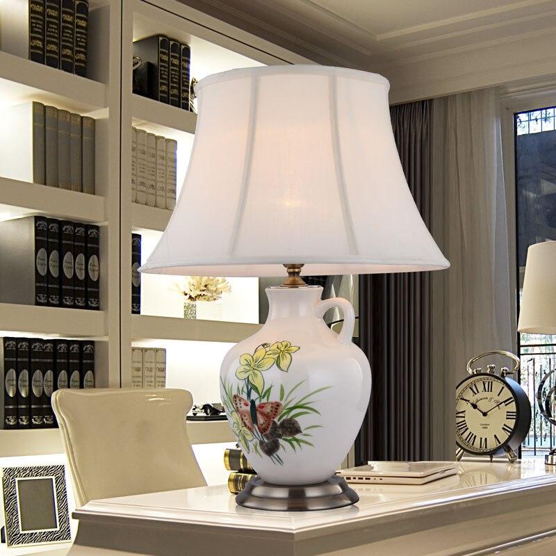 Спальня современный минималистский настольная лампа ночники