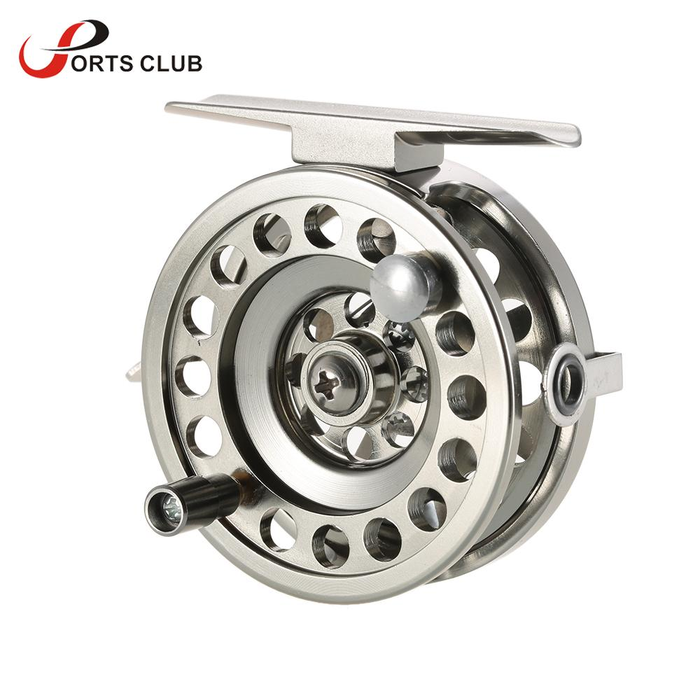 Ice fishing reels bld50 bld60 fly fishing reel right for Fishing line on reel
