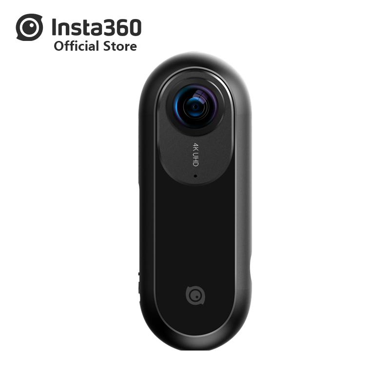 Insta360 UN 360 Caméra Sport Action Vidéo Caméra VR Panoramique Caméra 24MP (7 k) photos 4 k Vidéos pour iPhone Toutes Les Séries