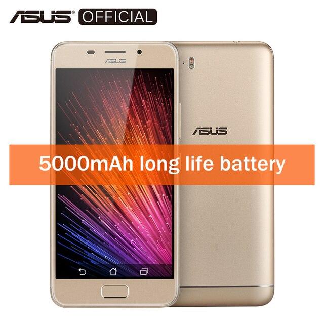 ASUS Zenfone Pegasus 3 s макс ZC521TL MTK6750 Окта основные Android 7.0 Мобильный Телефон 5.2 Дюймов 3 ГБ RAM 32 ГБ ROM Отпечатков Пальцев 5000 мАч