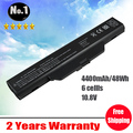 Wholesale New 6 cells laptop battery FOR HP COMPAQ 550 615 6720s 6730s 6735s  6820s 6830s HSTNN-IB51 HSTNN-IB52 HSTNN-IB62
