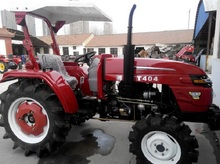 40hp Agricultural Tractor With 4 Wheels Driving(China (Mainland))