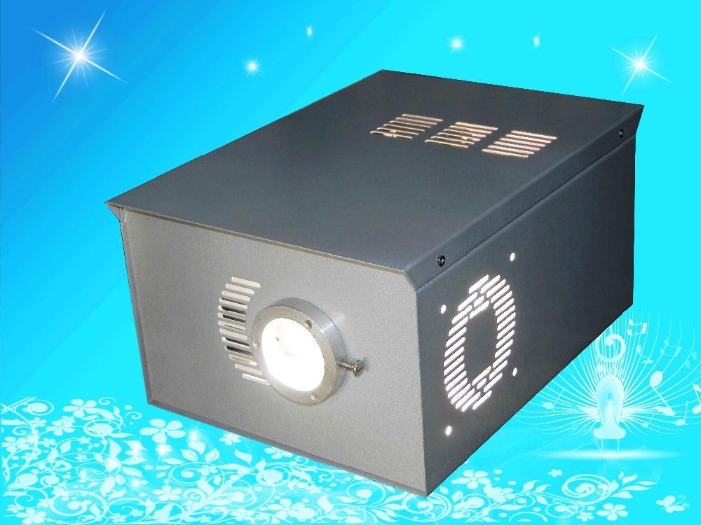 60 W CREE светодиодный Оптическое волокно свет двигателя, AC85 260V вход; чистый белый 6500 K