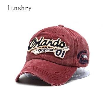 Men Baseball Caps Dad Casquette for Women Snapback Caps Bone Hats For Men Fashion Vintage Gorras Letter Cotton Cap 1
