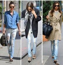 Maternity Slim Capri Jeans