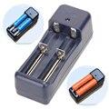 Universal 1.2 V/3.6/3.7 V EE.UU. Plug Cargador de Batería de Litio Ajustable para 18650 16340 14500 10440