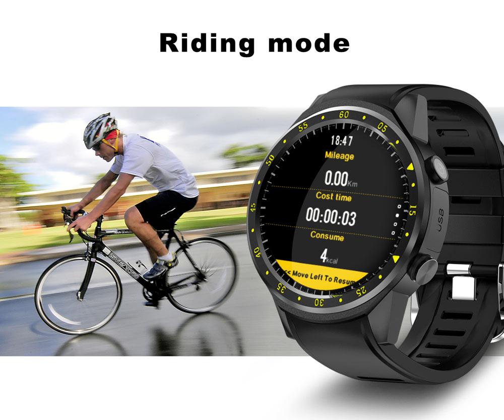 GPS Smart Watch With SIM Card Camera