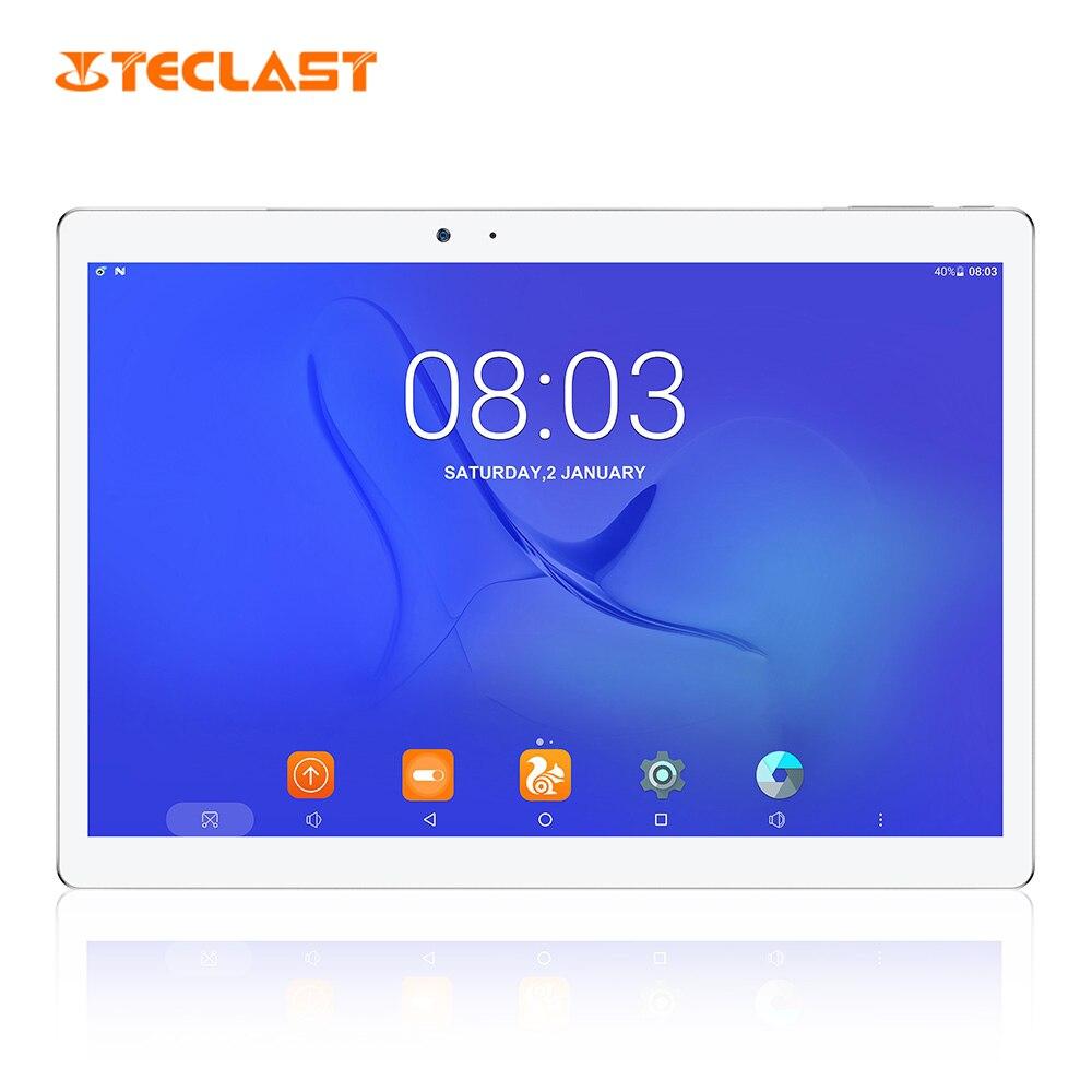 Teclast Master T10 10.1 inch Tablet PC Android 7.0 MTK8176 Hexa Core 1.7GHz 4GB 64GB Fingerprint Sensor Dual WiFi/Cameras OTG