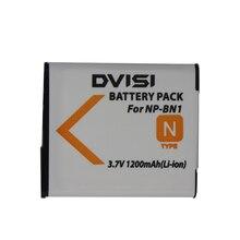 3.7 V 1.2Ah NP BN1 NP BN1 NPBN1 Batterie Pour Appareil Photo Sony Cyber shot DSC S750 DSC S780 W630 TX5 W310 T99