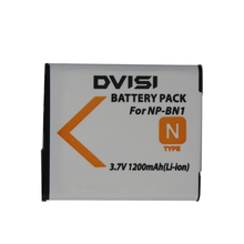 Câmera para Sony 3.7 V 1.2ah Bateria Np-bn1 NP BN1 Npbn1 DA Cyber Shot-dsc S750 S780 DSC W630 TX5 W310 T99