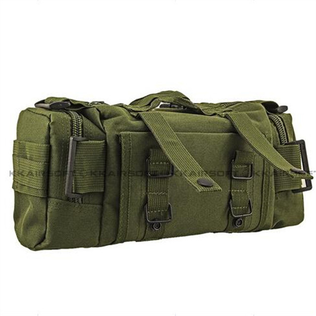 US Army Utility Waist Bag Dark Green [WG-01-DG]