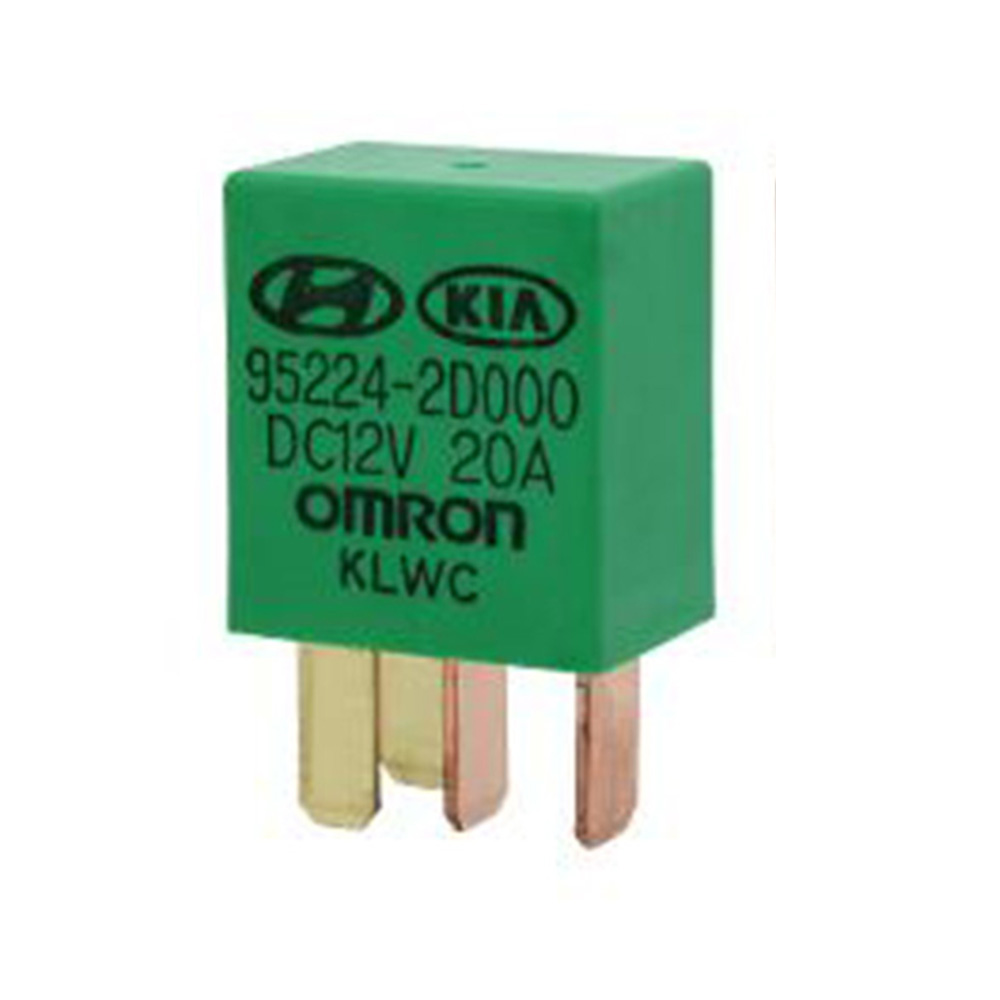 US $1.04 13% OFF 1PC THREE TYPES 12V Car OMRON Power Relay Socket for on
