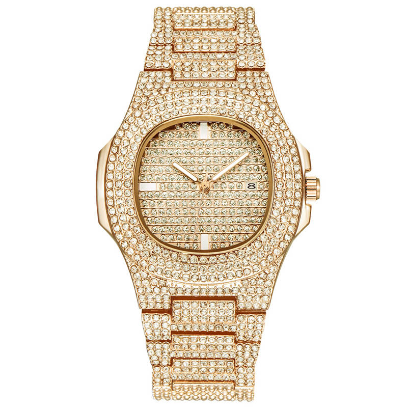 Women Watches Brand Luxury Brand Luxury Women Dress Watch Rhinestone Ceramic Crystal Quartz Clock Watches Relogio Feminino AA5