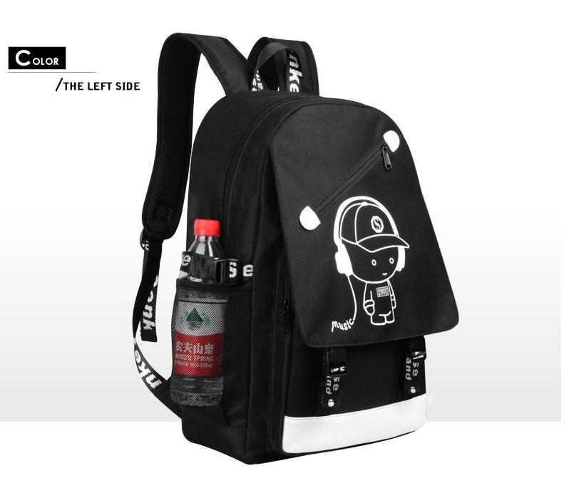 escola adolescente mochila bagpack