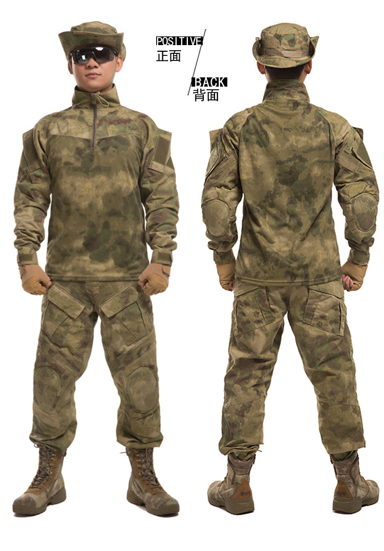 us army military uniform for men male / spring and autumn new / / military fans field service military uniform