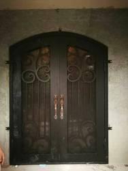 Drzwi z kutego żelaza koszt z kutego żelaza drzwi wejściowe ceny