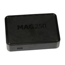Бесплатная доставка высокое качество Iptv Set Top Box Mag 250 Системы Linux Mag250 Iptv STi7105 Mag250 Linux TV Box