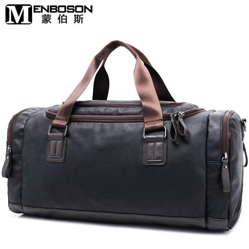 Black Leather Luggage Promotion-Shop for Promotional Black Leather ...