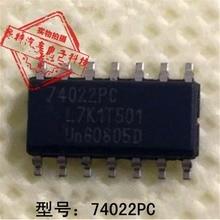 5 шт./лот 74022 74022 шт. SOP14 Автомобильная компьютерная плата чип-драйвер чип Автомобильный чувствительный IC