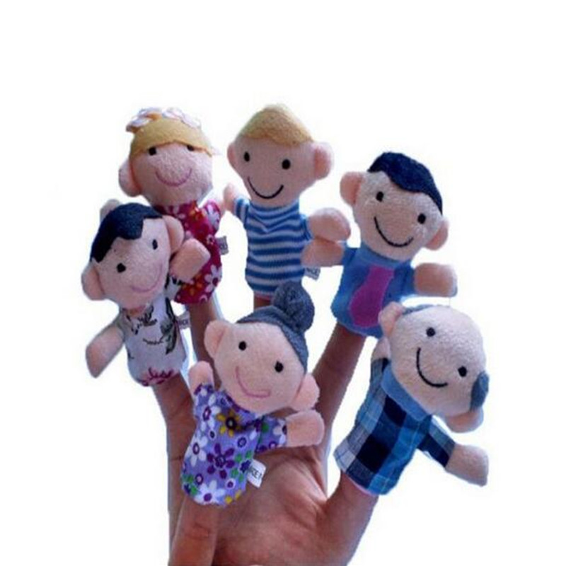 Happy-Family-6pcslot-Family-Members-Finger-Puppets-Baby-Infant-Early-Educational-Plush-Toys-1