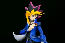 Furyu 1/8 Japanese original anime figure Duel Monsters Yugi Muto action figure collectible model toys for boys