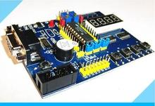 цена Free Shipping C8051F Development Board C8051f330/C8051F330D Development Board System Board New Version V2.0 онлайн в 2017 году