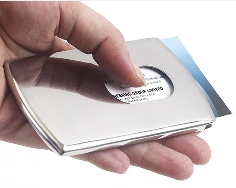 6 Designs Card Holder ID Card Tickets Passport Holder Muji Style ...